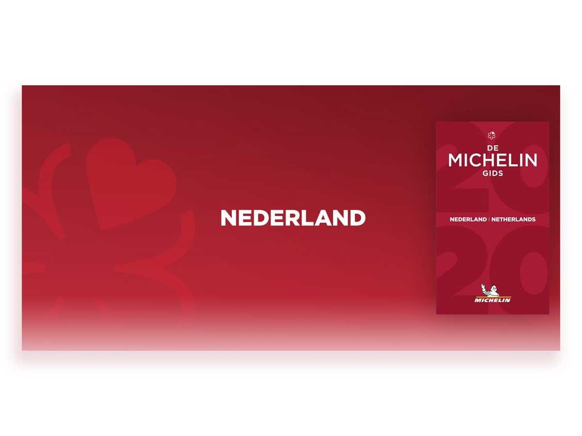 Guida Michelin Olanda 2020