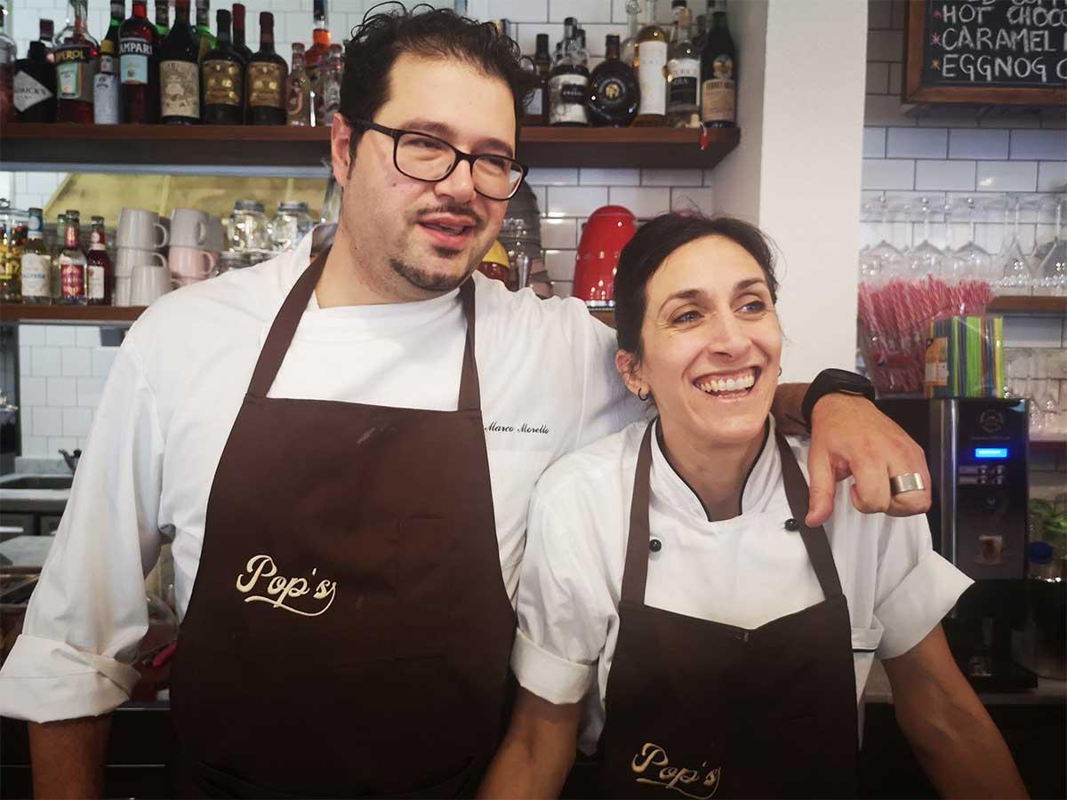 Pop's Roma: la bakery house che piace agli italiani