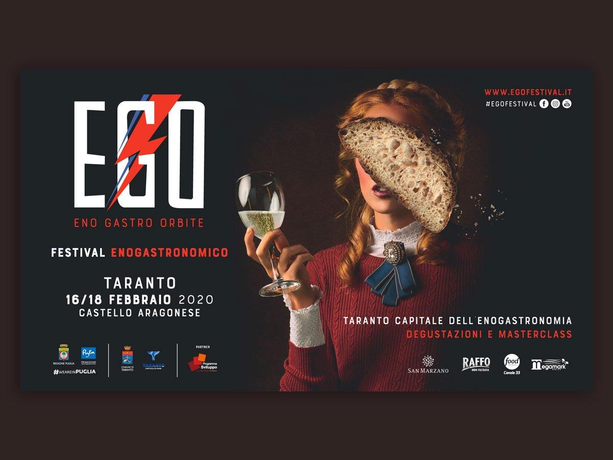 Ego Festival 2020 arriva a Taranto