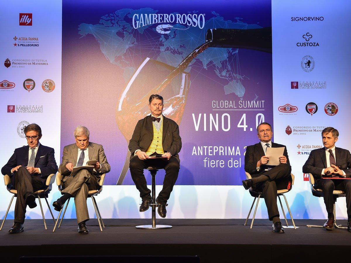 Cosa dice il Global Summit del Vino 4.0
