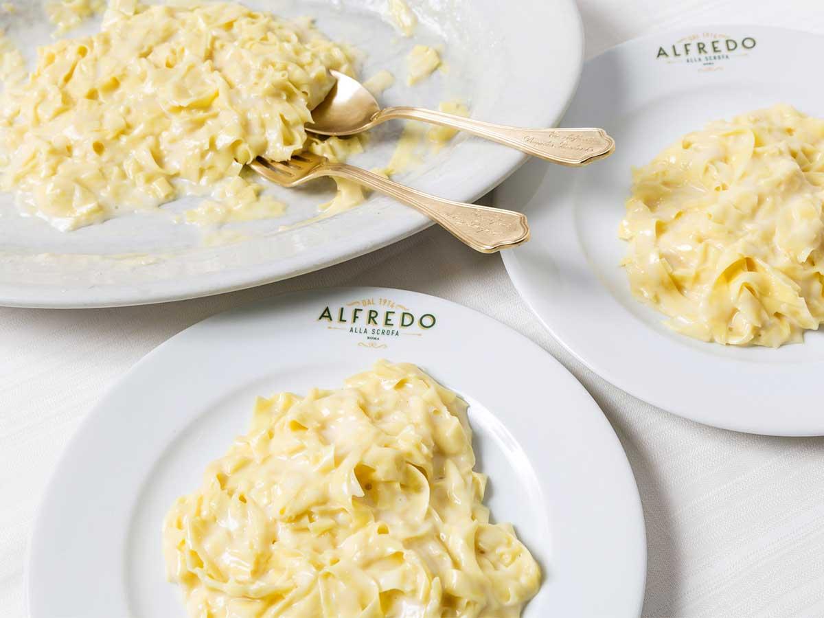 National Fettuccine Alfredo Day: il successo sta nella mantecatura