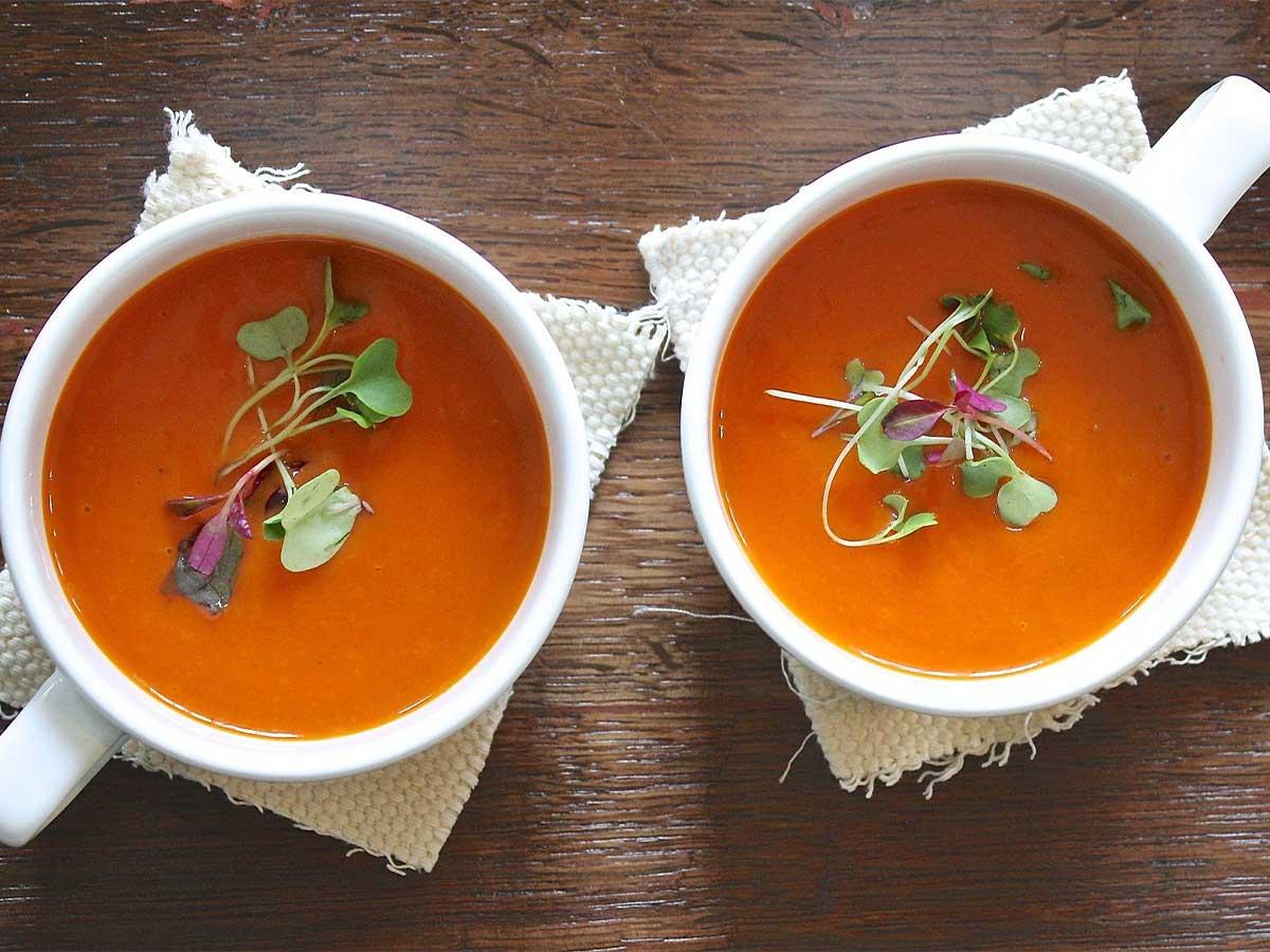 Nella giornata della zuppa  ogni star ha la sua preferita