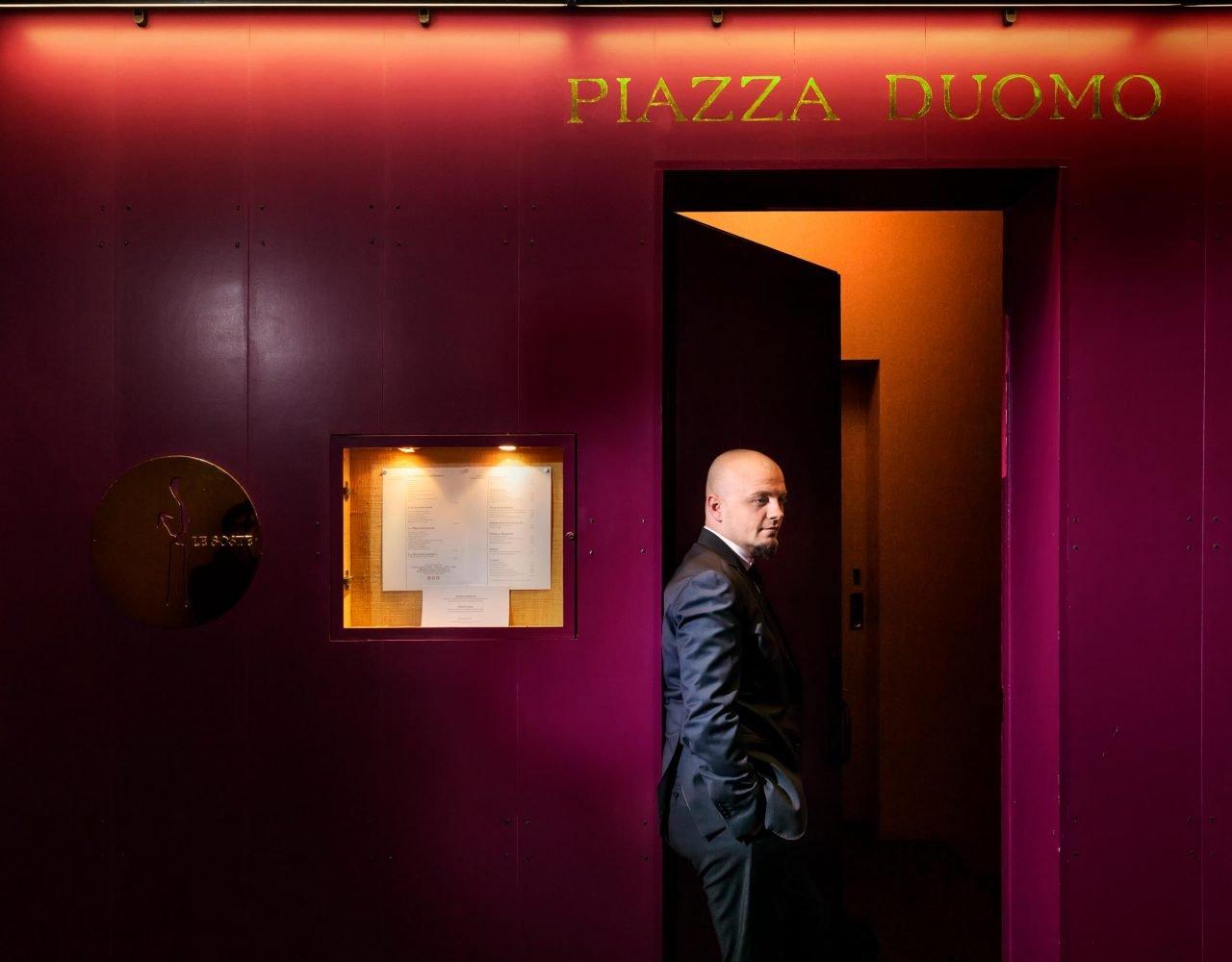 Io servo. 5 domande a Vincenzo Donatiello sul suo libro (e sulla sala)