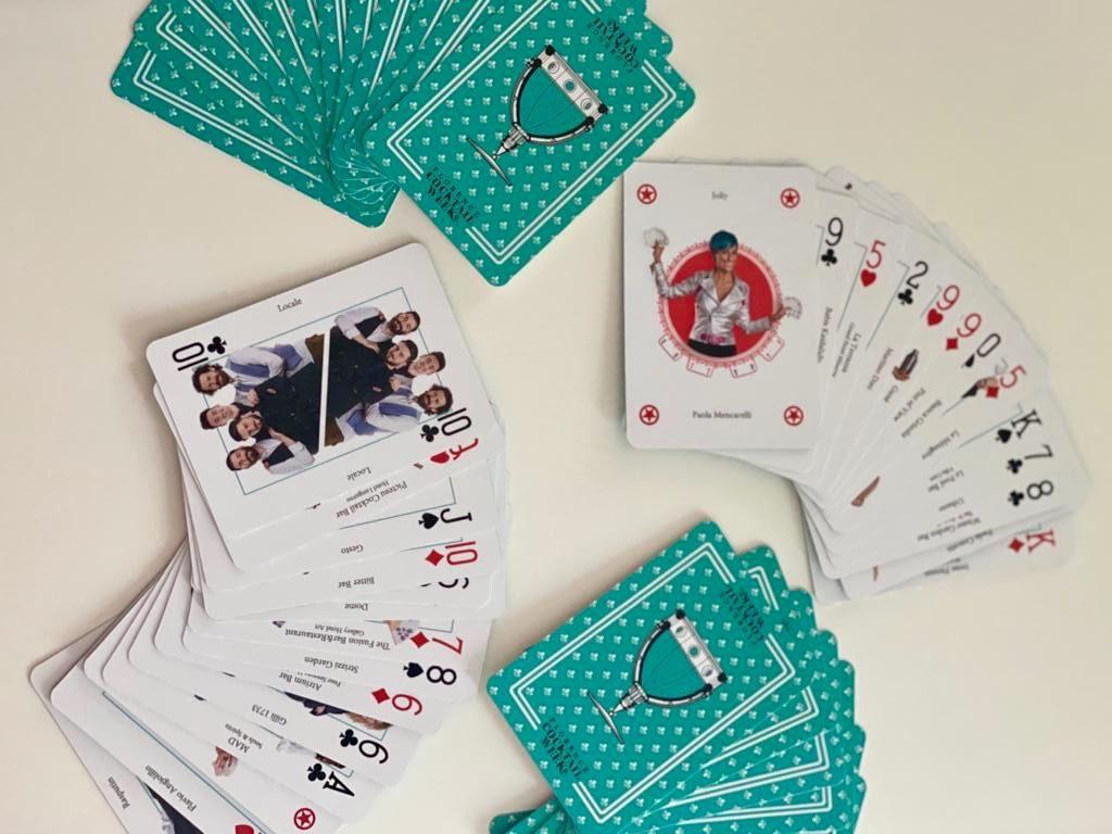 Arriva il mazzo di carte dei cocktail