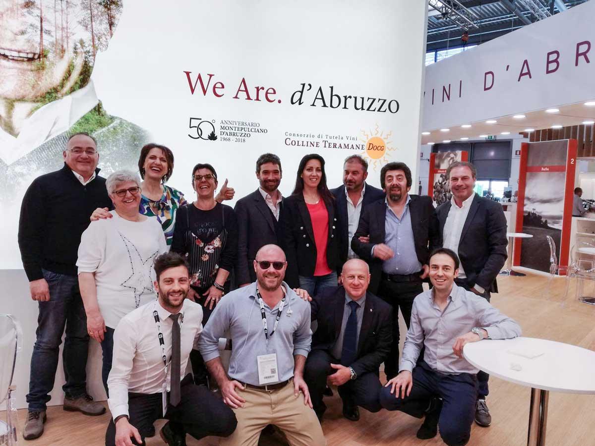 Raccontare le gesta di chi fa vino in Abruzzo attraverso un video