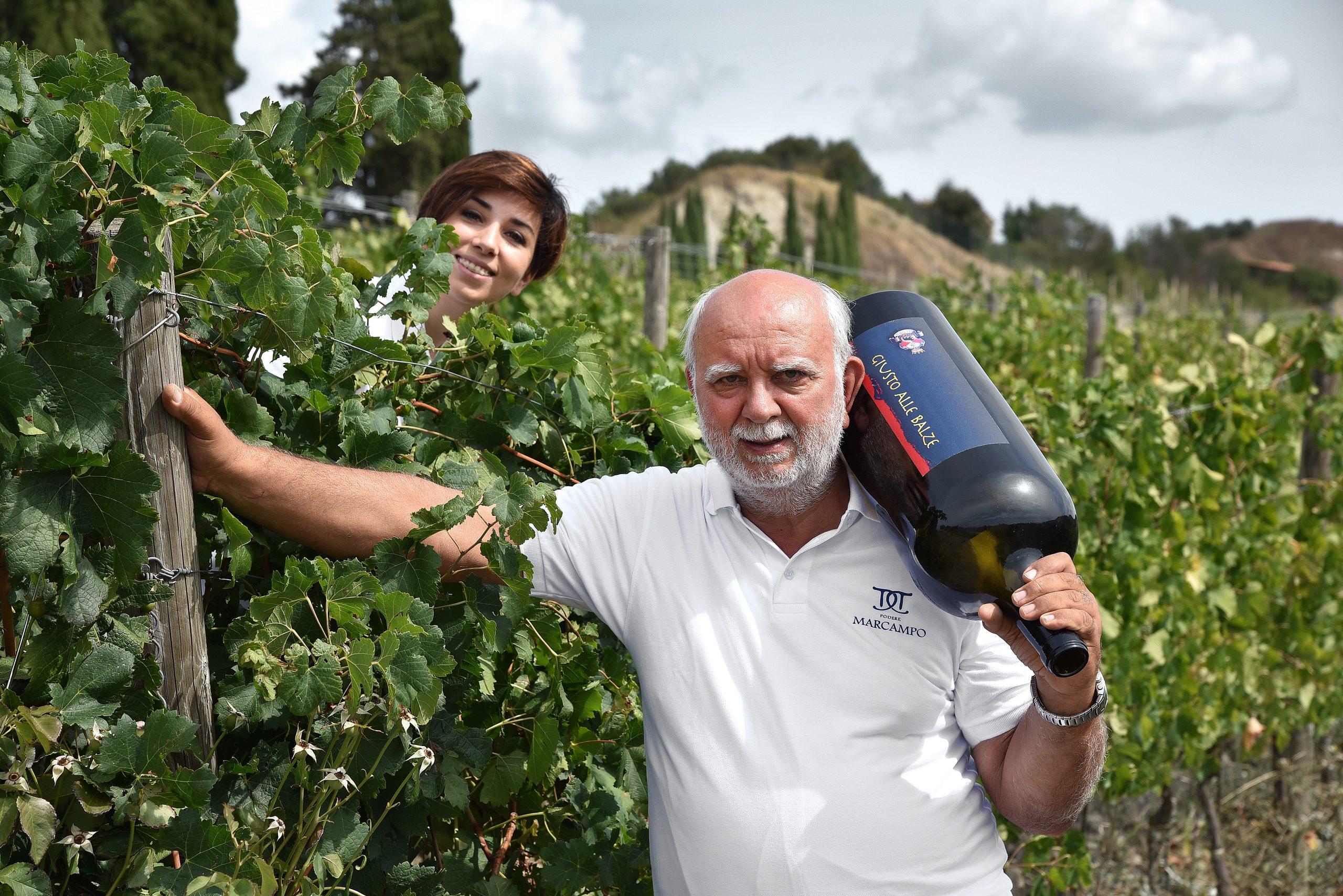 Podere Marcampo: riparte l'Azienda Agricola dei Del Duca
