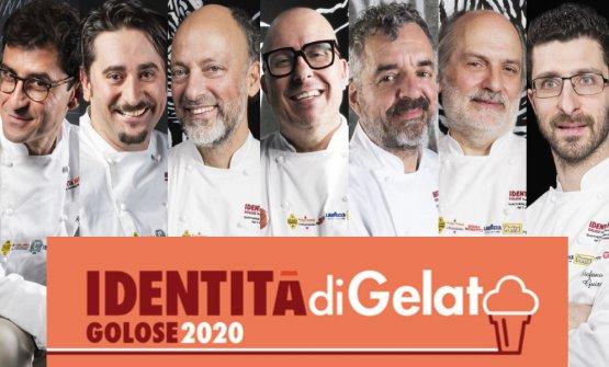 Identità di Gelato: la prima edizione a Senigallia