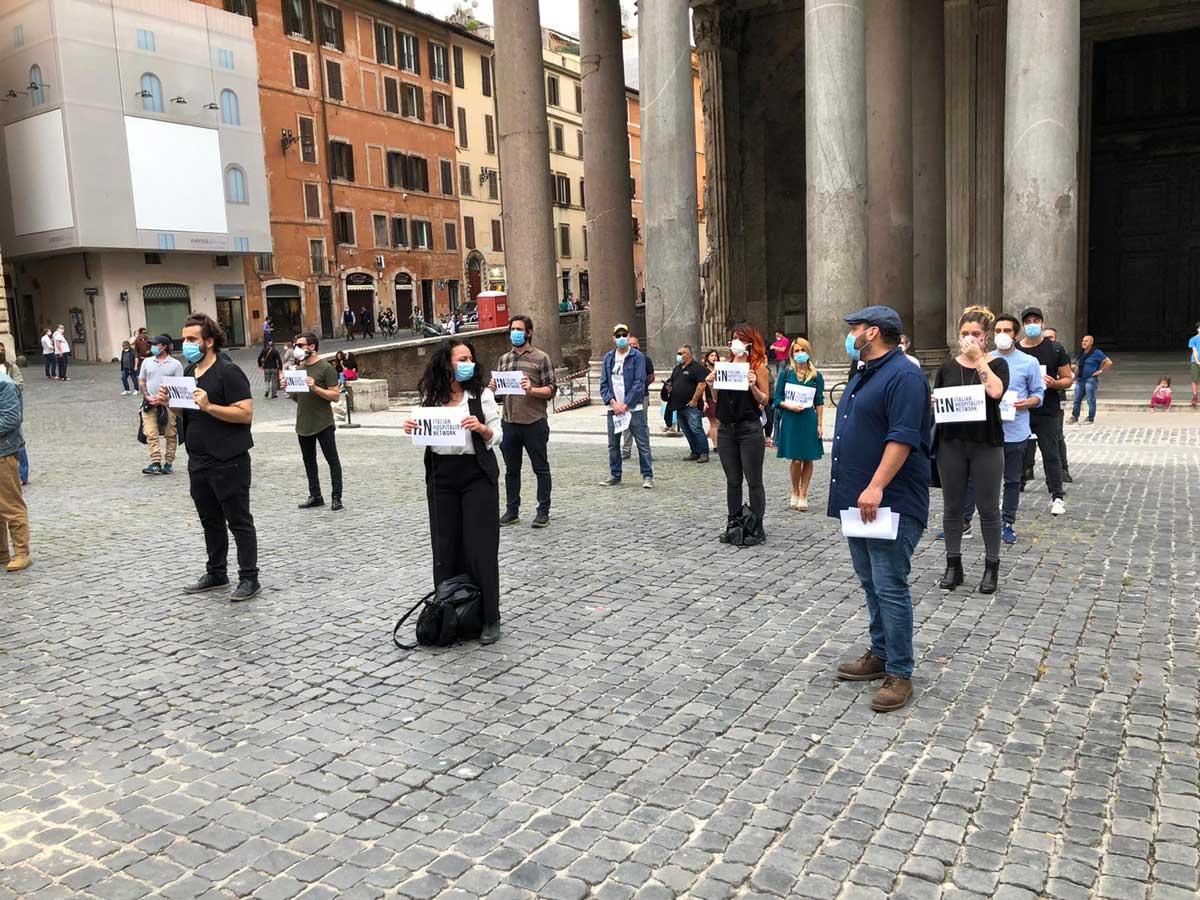 Italian Hospitality Network: salvare l'ospitalità e l'intrattenimento notturno