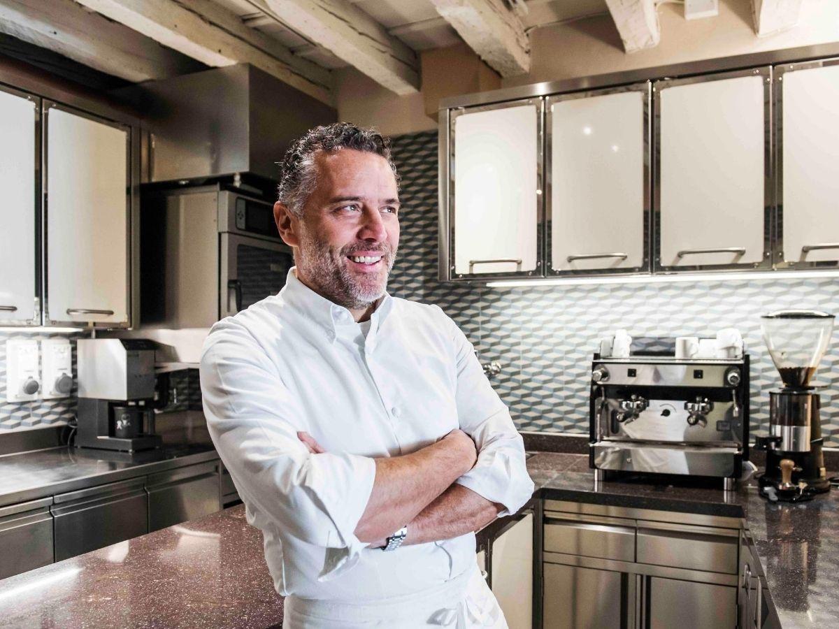 "Giancarlo Perbellini torna a ""Casa"""
