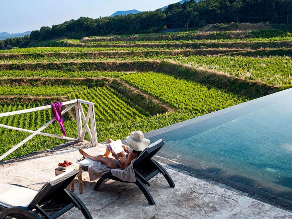 Wine resort Villagrande Sicilia