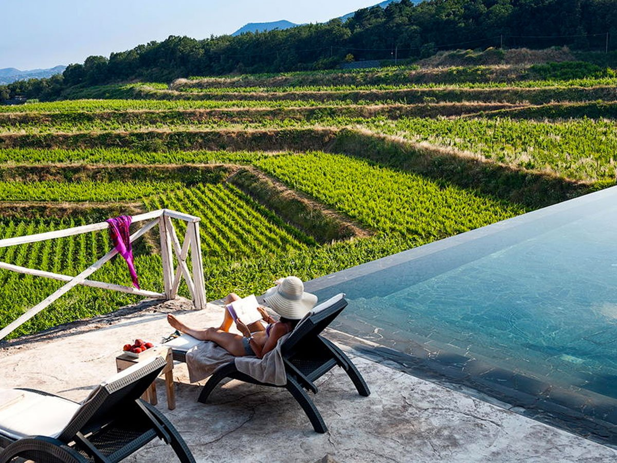 10 WINE RESORT DA SOGNO IN ITALIA