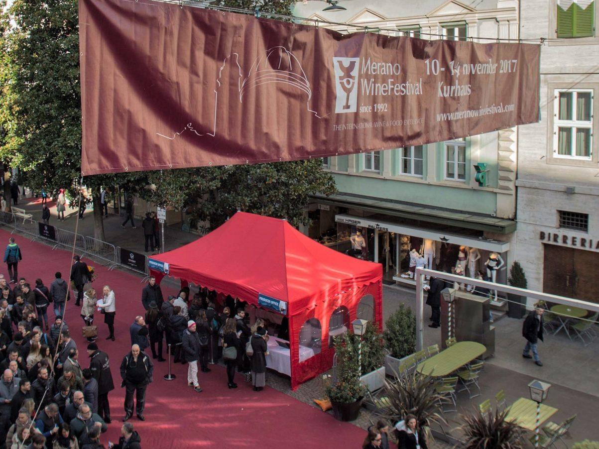 Merano Wine Festival Rinviato a Marzo 2021
