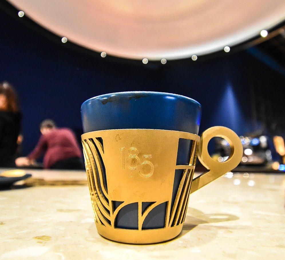 Nasce 1895 Coffee Designers, il nuovo caffè di Lavazza