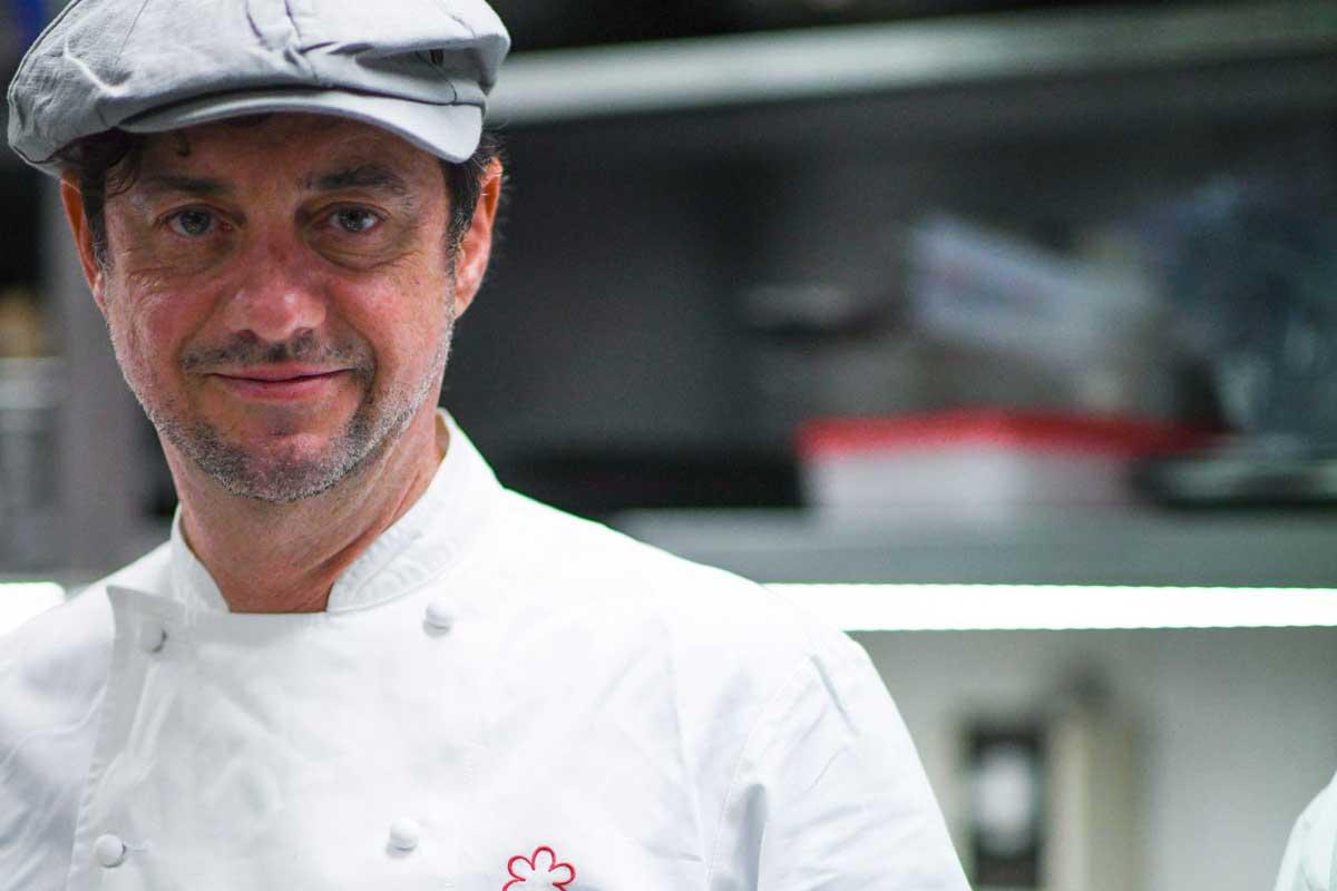 Cuoco, docente, imprenditore: Chef Angelo Troiani