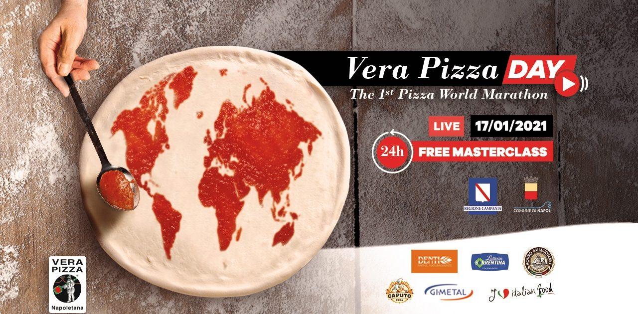"""Delivery: 10 pizzerie di Napoli del """"Vera Pizza Day"""""""