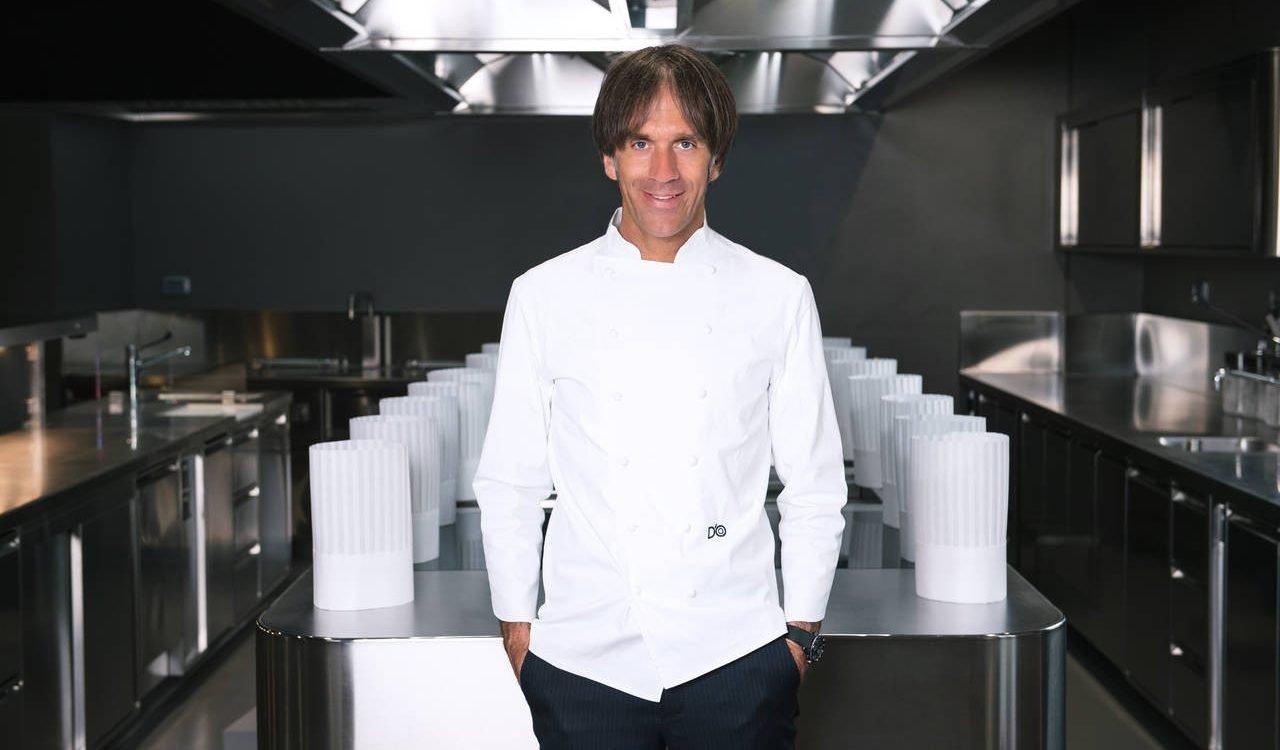 Davide Oldani, brand ambassador del Master in Critica Enogastronomica di So Wine So Food