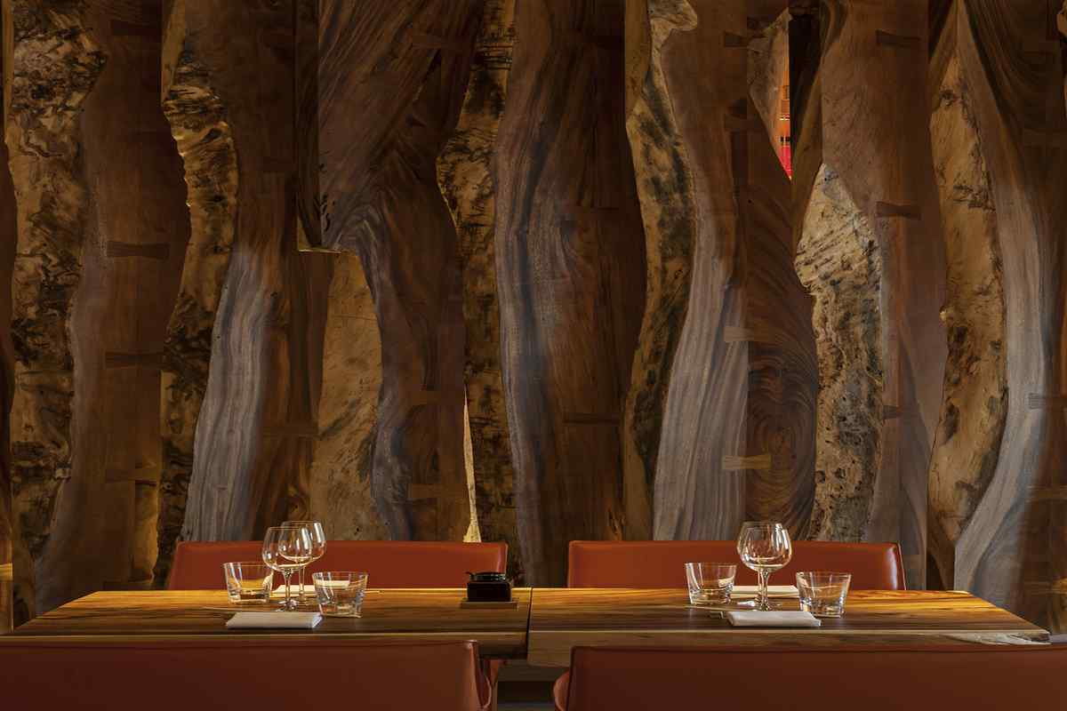 Zuma Roma tavolo in legno