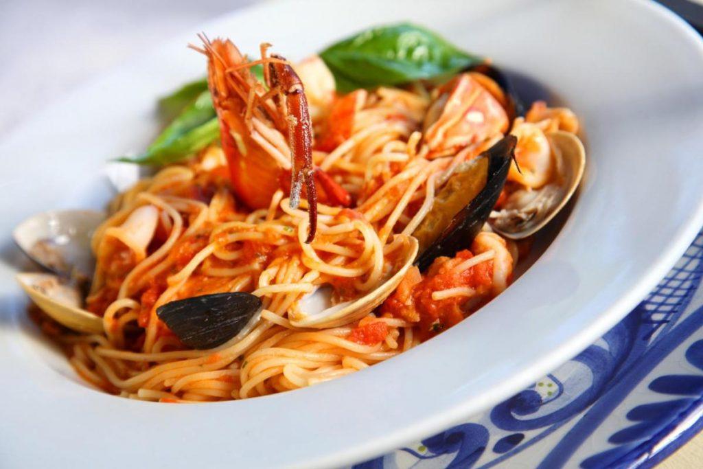 spaghetti allo scoglio - 20 piatti