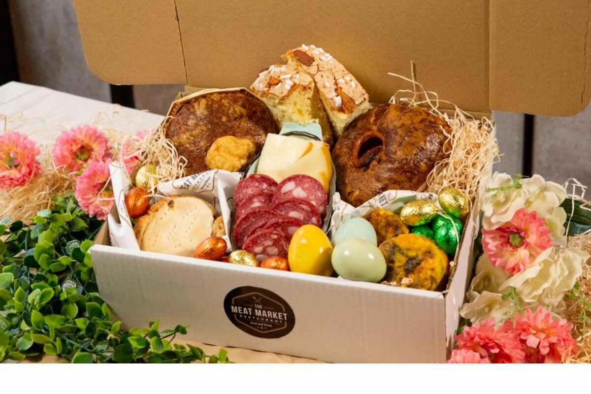 I migliori delivery di Pasqua e Pasquetta a Roma