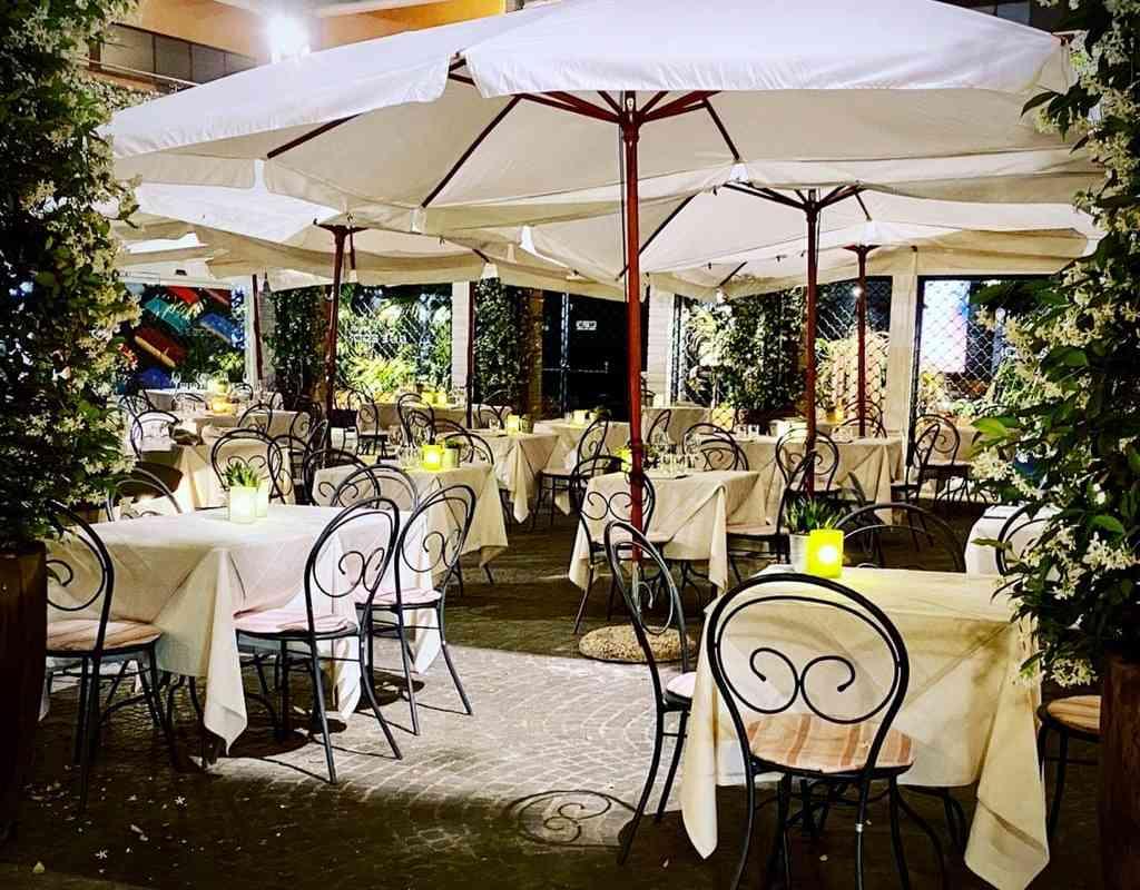 Babette ristorante via Margutta