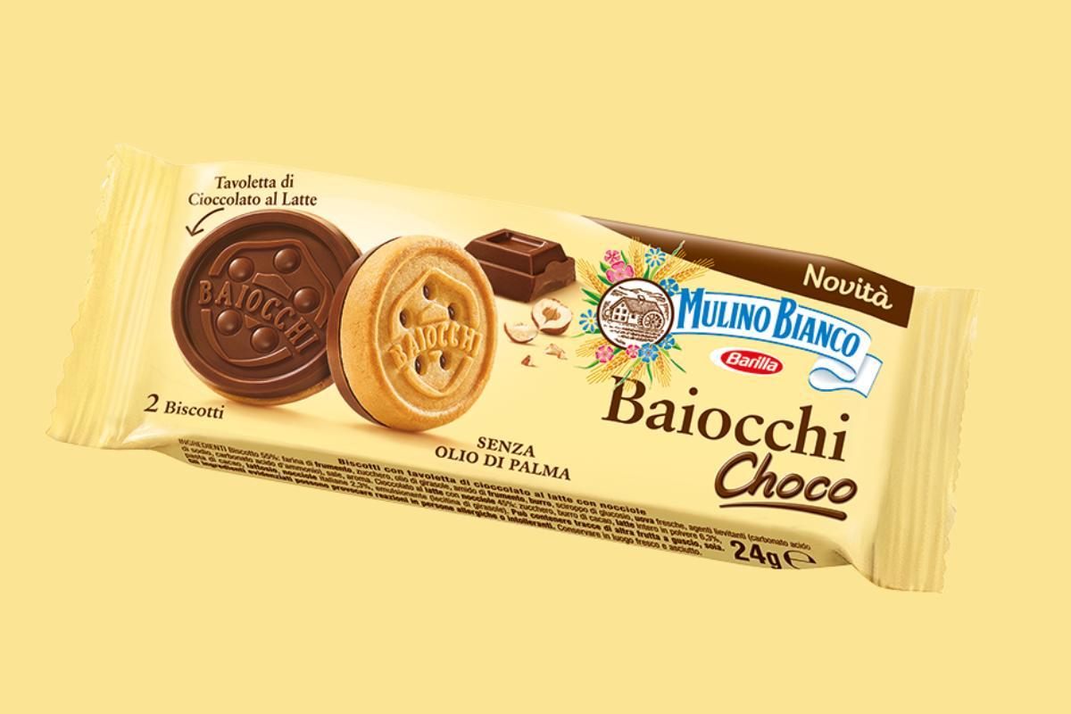 Baiocchi Choco: la risposta ai Nutella Biscuits