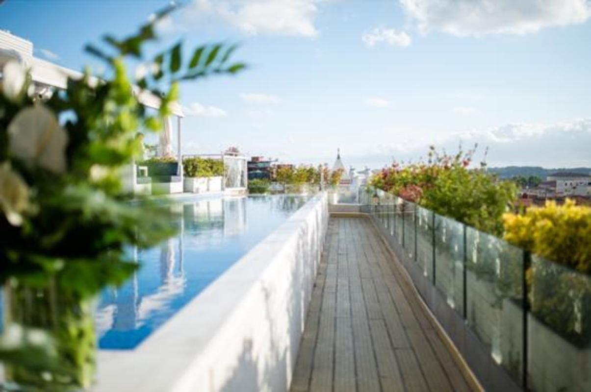 Le terrazze più glamour della Capitale