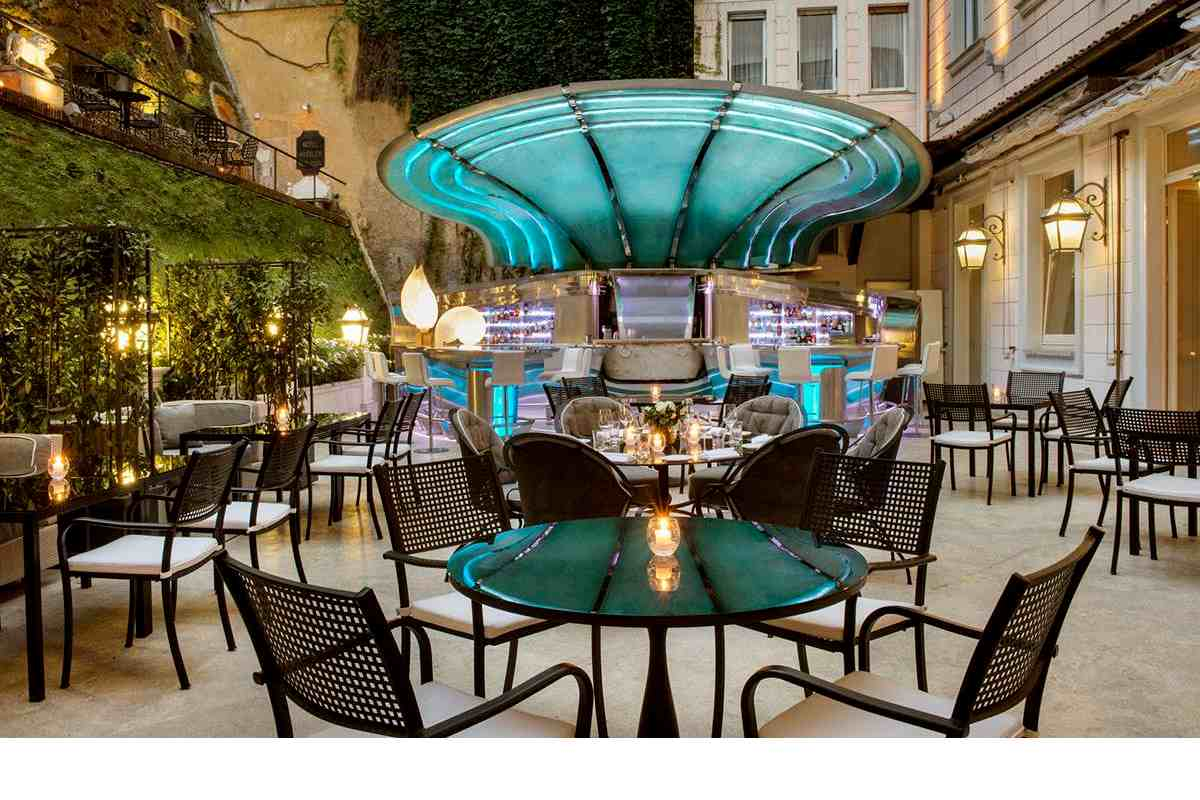 hassler bistrot roma hotel