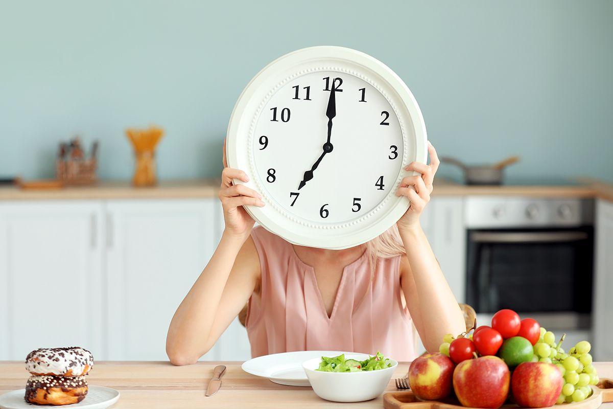 Dimagrire? Basta mangiare agli orari giusti!