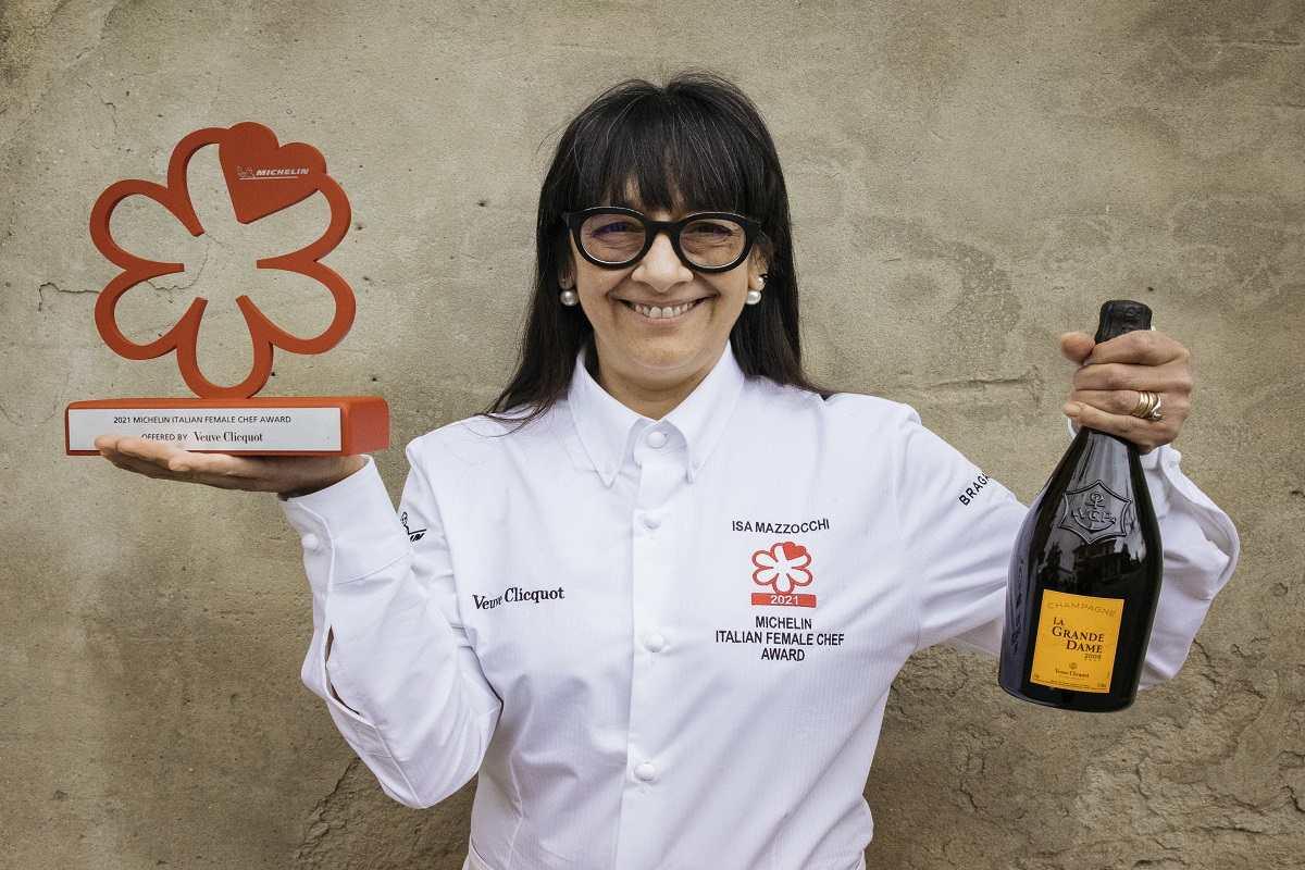 Isa Mazzocchi è il talento femminile della cucina italiana per la Michelin 2021