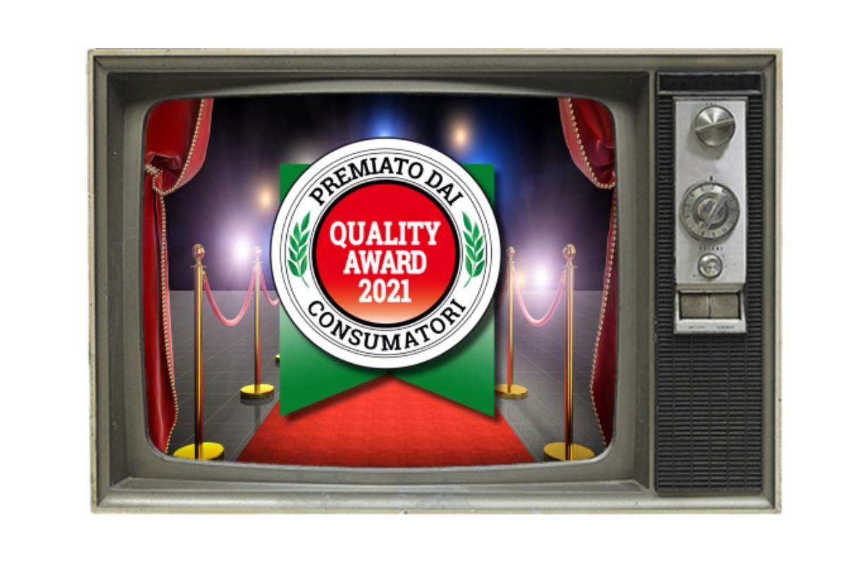 Quality Award 2021: sono 8 le new entry