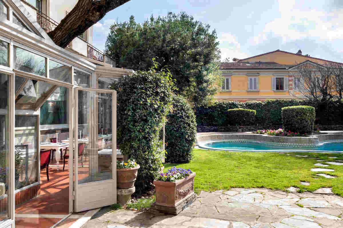 Harry's Bar The Garden, il nuovo salotto di Firenze
