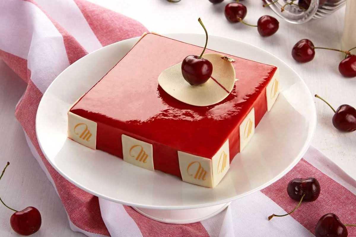 Ricetta della cheesecake alla ciliegia