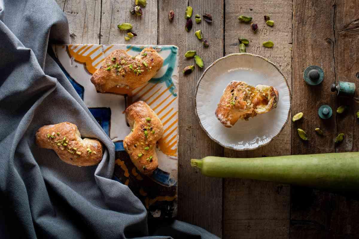 La ricetta delle paste nuove siciliane: mandorle e marmellata di zucchine