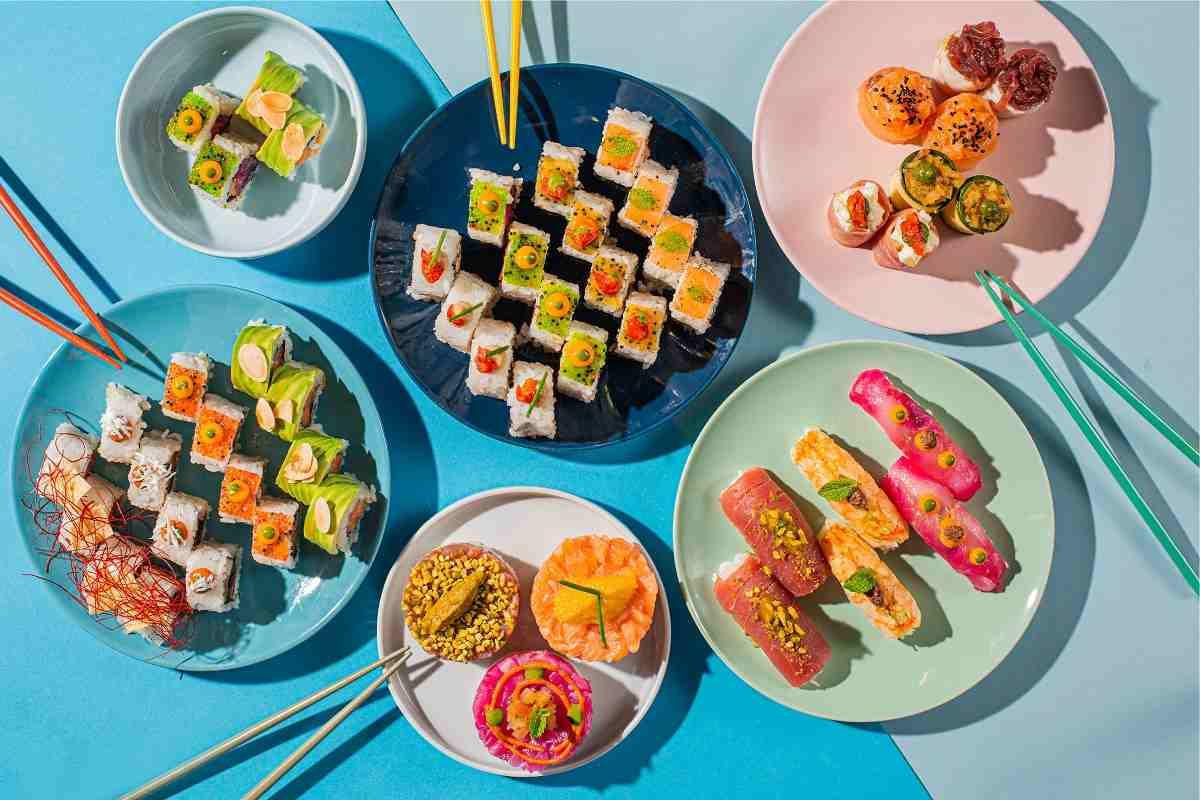Bollicine e sushi: ecco gli abbinamenti dell'estate