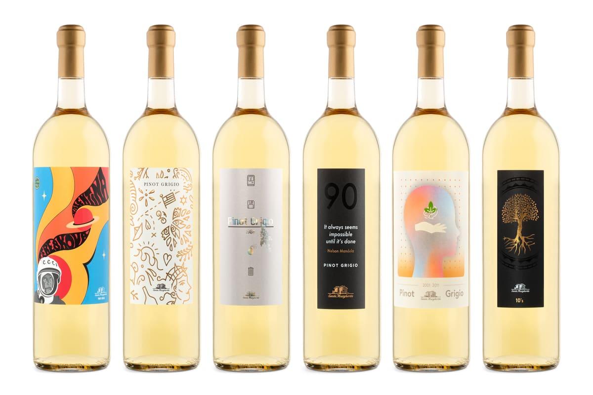 Off the Skins: la mostra del Pinot Grigio Santa Margherita